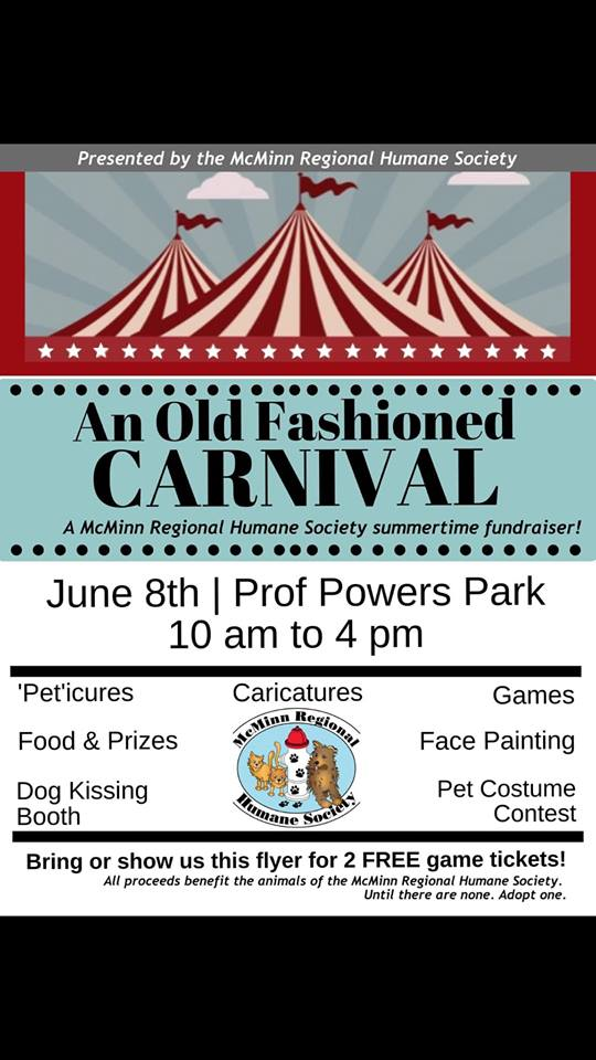 Pup Carnival Time!